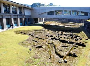 奈良)ぶらっとやまと 飛鳥池工房遺跡