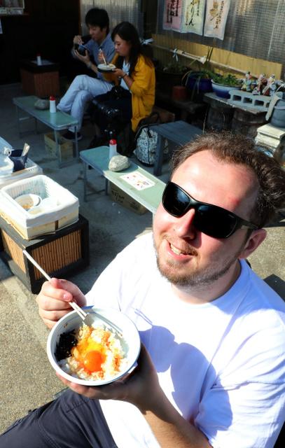 【悲報】卵かけご飯とかいうゲロマズ飯、世界に広がり始める