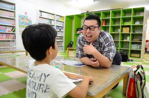 「宿題カフェ」子どもの第三の居場所に 目標は全国展開