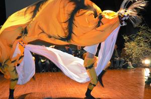 (やっぺし)阪神虎舞の誕生