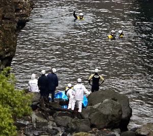 川で見つかった遺体は次男、県警...