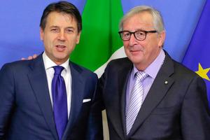 イタリア、赤字予算案を見直し ...