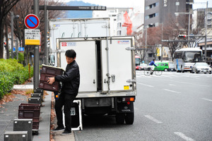 「トラック 駐車禁止」の画像検索結果