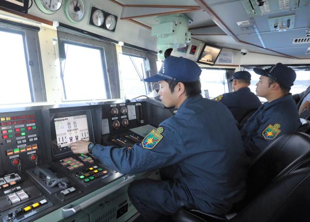 【領土領海】尖閣の装備、追いつかぬ海保 中国は船も機関砲も大型化 海上保安庁の年間予算は防衛省の4%