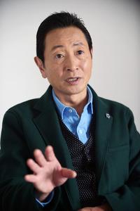 新潟)夢の限界、感じた 俳優・三田村邦彦さん(65)