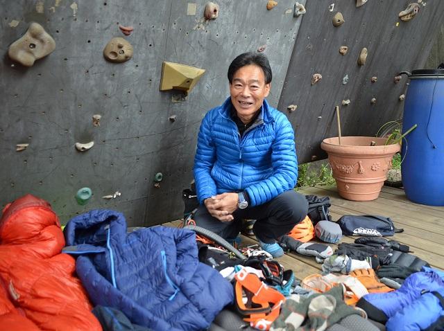86歳の三浦さん、南米最高峰へ ...