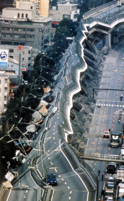 阪神大震災、6434人が犠牲 8割が...