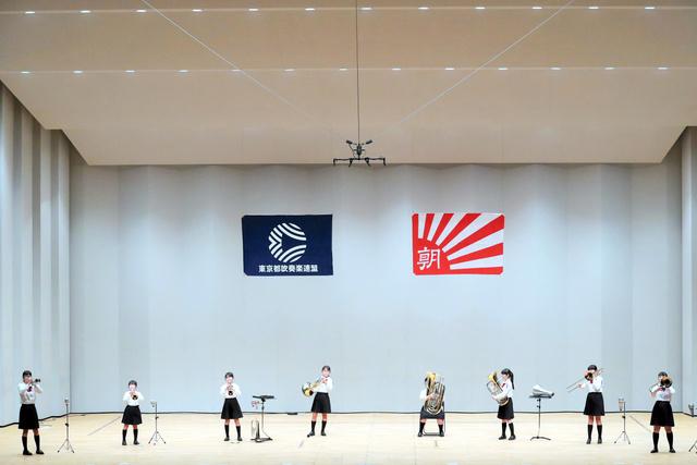 東京 都 アンサンブル コンテスト