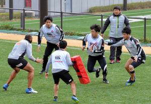 ラグビー日本代表も働き方改革 W杯見据え「強制休養」