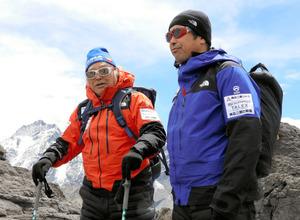 中高年の登山遭難防ぐには 「太り過ぎ」三浦さんの自戒