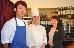 福岡)地元の素材いかす料理人の「一皿の責任」