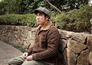 「半世界」では、稲垣吾郎さん、長谷川博己さんと共演。「南伊勢で3週間のロケ。地方ロケは大好きです」=東京都渋谷区、山本倫子撮影