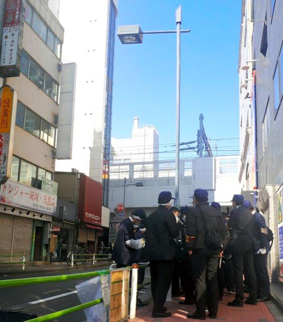 【東京】「350億円持っているだろ。金を出せ」…男3人が就寝中の70代男性の手足縛り12万円入りの財布奪って逃走/上野