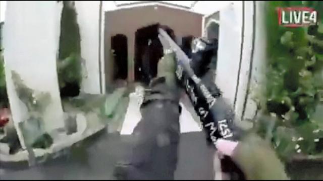 銃乱射ネット中継、容疑者が17分間 NZ、49人死亡:朝日新聞デジタル