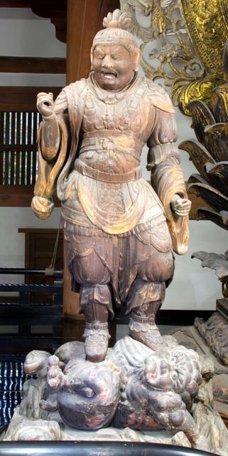 奈良)唐招提寺の木彫群が国宝へ:朝日新聞デジタル