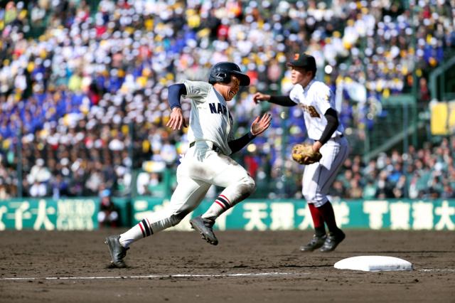 牽制球が頭に…スイッチオン 本塁突入、イチローの教え - 高校野球 ...