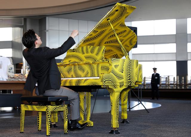 都庁 ピアノ