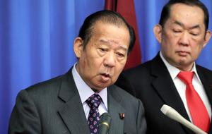 自民・二階幹事長、萩生田氏の増...