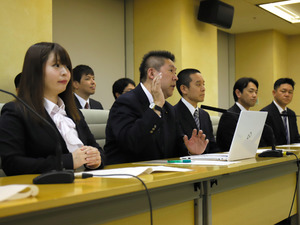 NHK批判の団体、参院選に候補「選挙区当選目指さぬ