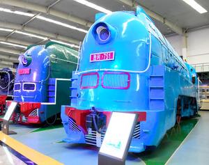 南満州鉄道「あじあ号」が中国で公開 新幹線の原型とも