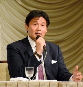 元貴乃花さん道場設立「文化伝えたい」 政界進出は否定