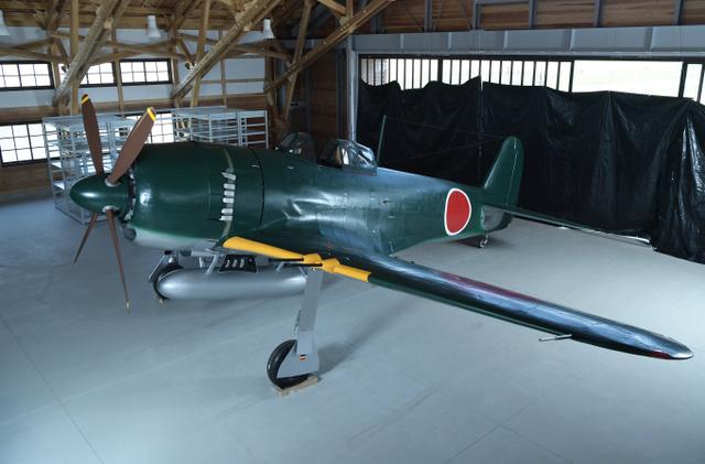 紫電改」が実物大模型に 旧日本海軍の切り札戦闘機:朝日新聞デジタル
