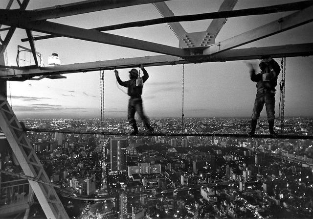 タワー 死者 東京 建設