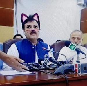 「猫耳大臣」の画像検索結果