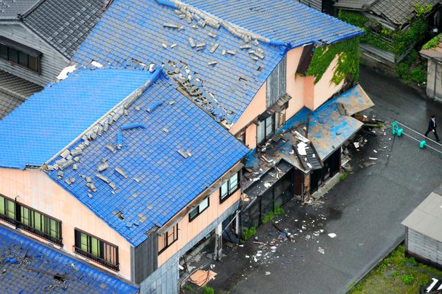 被害 地震 の