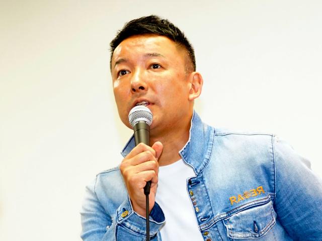 創価学会 山本太郎 山本太郎の正体は金日成の血筋 JAL123便を墜落させた群馬人脈・池田大作とも血縁