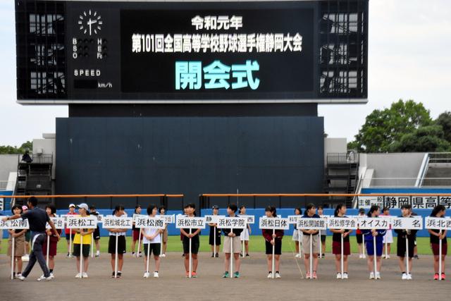 2019 夏 静岡 大会 高校 県 野球