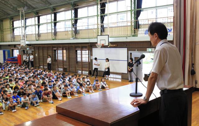 市 夏休み 千葉 小学校