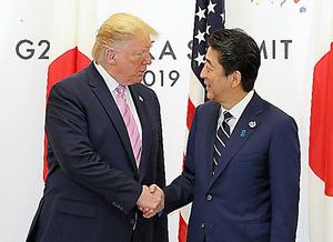 (記者解説)日米安保、「不公平」か 基地提供と引き換えの防衛、将来は 編集委員・佐藤武嗣