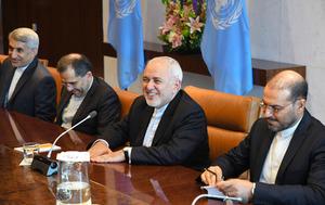 イラン外交官に米が移動制限 ザリフ氏、国連に是正要求:朝日新聞デジタル
