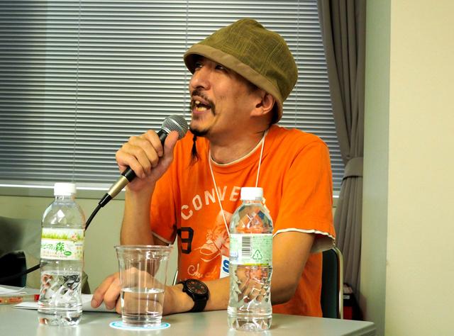 銀河を外からみるために 飛浩隆さんSF大会で語る:朝日新聞デジタル