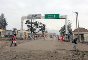 ルワンダ、国境を一時閉鎖 エボラ流行の隣国が反発:朝日新聞デジタル