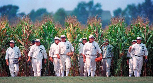 フィールド・オブ・ドリームス」現実に MLBが試合:朝日新聞デジタル
