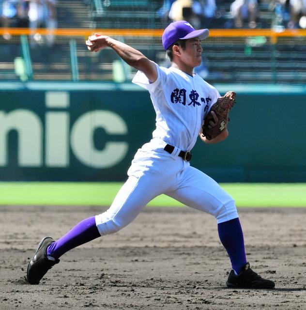 腎臓の大病克服してさばいたゴロ 野球できる喜び感じて - 高校野球 ...