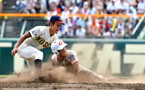 164センチ、気迫の主将 智弁学園・坂下が全打席出塁 - 高校野球 ...