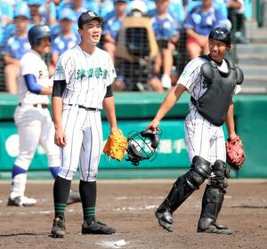 津田学園・前、仲間つないで再登板「高校人生一番幸せ」 - 高校野球 ...