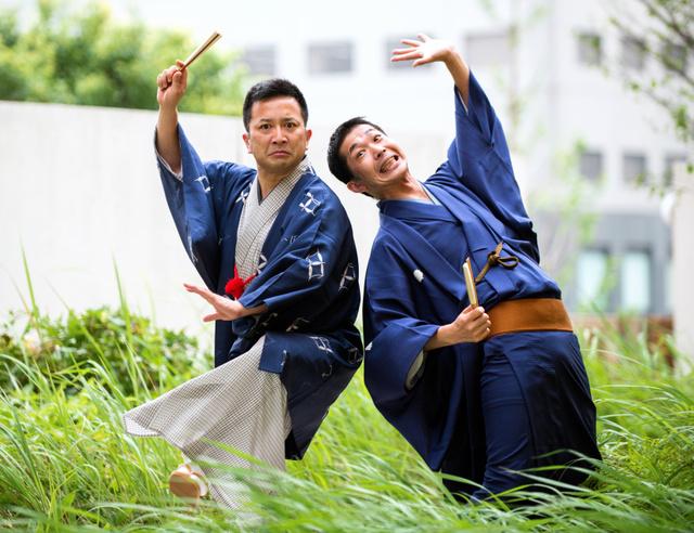 落語しゃべると近未来が見えてくる 東の三三×西の吉弥:朝日新聞デジタル