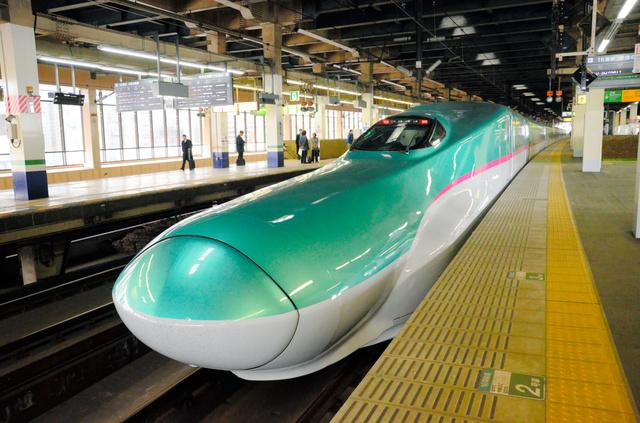 東北新幹線に関するトピックス:朝日新聞デジタル