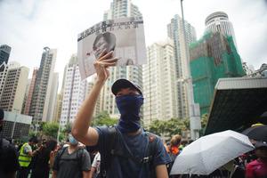 香港、逃亡犯条例案を撤回 中国的統治との埋めがたい溝:朝日新聞デジタル