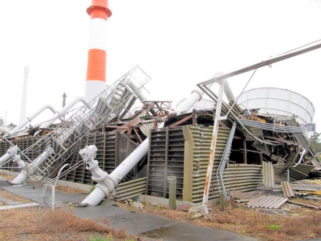 台風15号 茨城県