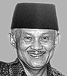 ハビビ・インドネシア元大統領死去:朝日新聞デジタル