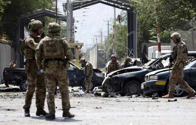 アフガン紛争、なぜ終わらない? 重要論点オールまとめ:朝日新聞デジタル