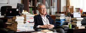 (インタビュー)イノベーション立国論 立命館アジア太平洋大学学長・出口治明さん