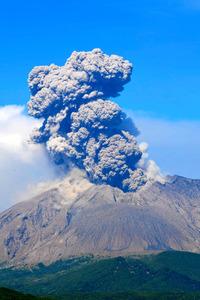 鹿児島)桜島の噴火活発 16日から25回:朝日新聞デジタル