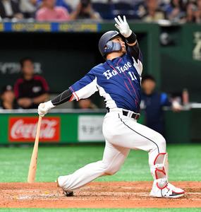 西武の森、54年ぶり捕手で首位打者 あの名選手以来:朝日新聞デジタル