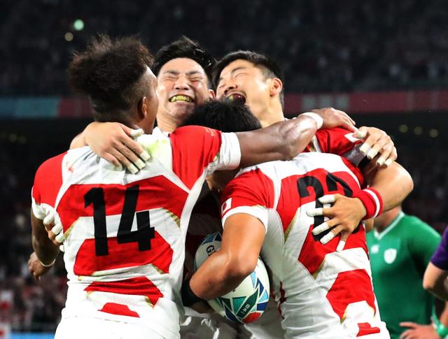 瞬時の判断で「飛ばしパス」 日本ラグビー、確かな成長 - 一般スポーツ ...